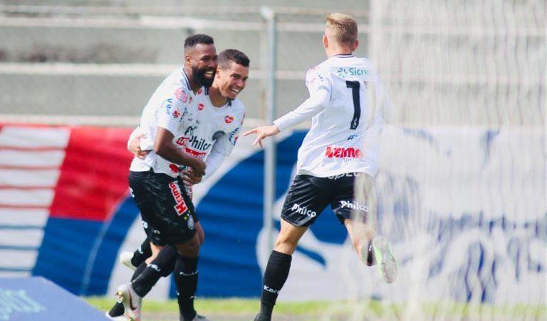 Com gol de Tibagi, Operário ganha do Paraná Clube pelo Paranaense