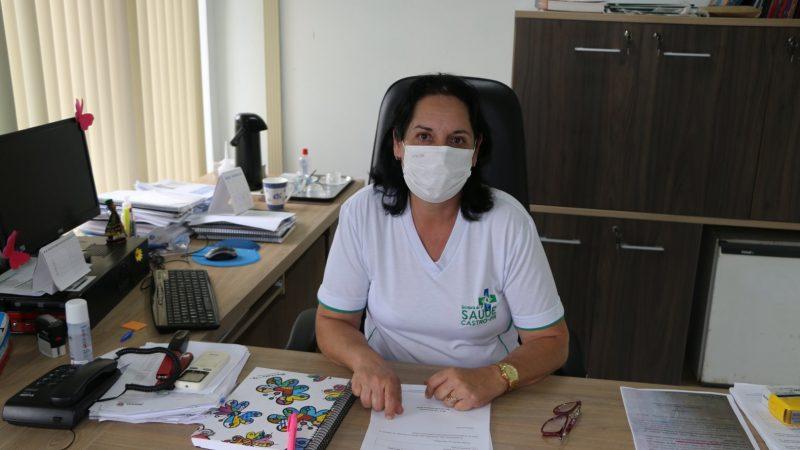 Secretaria de Saúde suspende agenda de exames por 30 dias em Castro