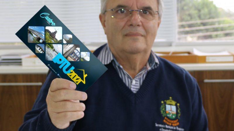 Carnê do IPTU já está disponível no site da Prefeitura de Castro