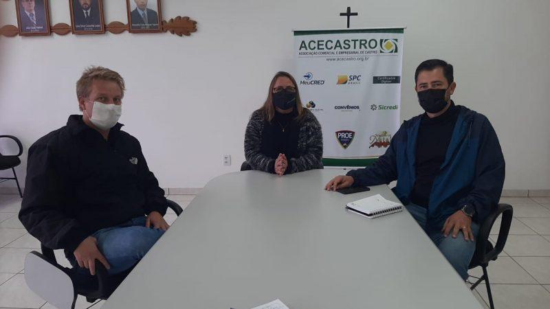 Agência do Trabalhador faz parceria com Acecastro