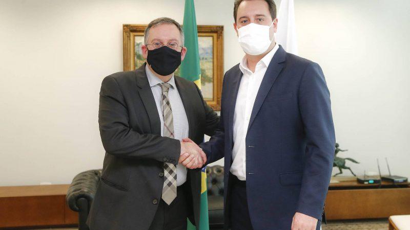 Governador nomeia Cláudio Smirne Diniz para desembargador do TJ-PR