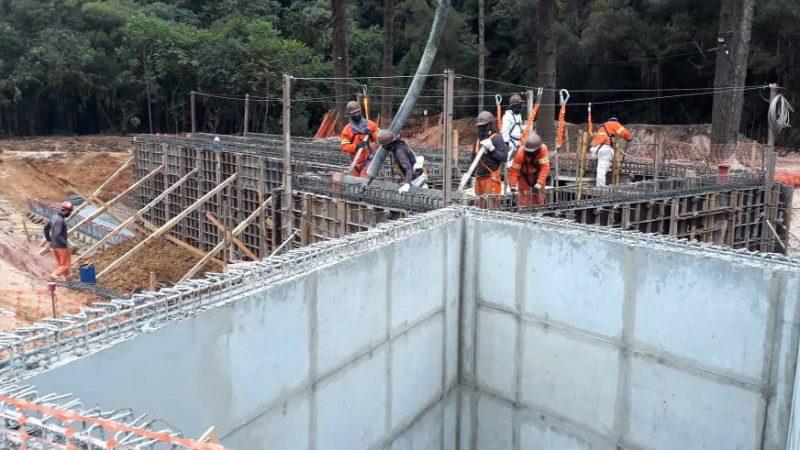 Mesmo com pandemia e crise hídrica, Sanepar amplia investimentos em 22%