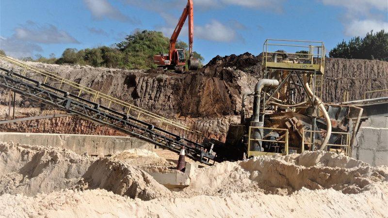 Indústria mineral do Paraná participa com R$ 25,52 bilhões na economia do Estado
