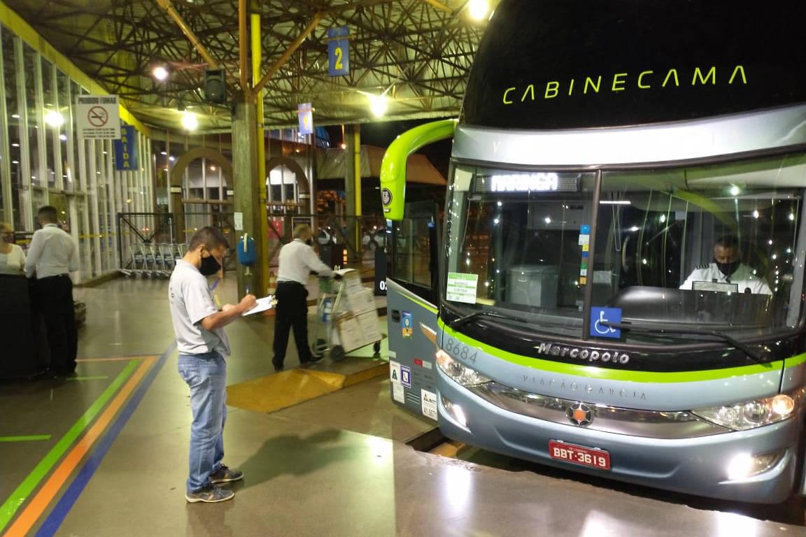 DER/PR convida prefeituras a participarem de pesquisa sobre transporte intermunicipal