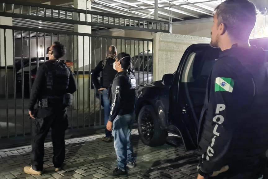 Polícia Civil prende envolvidos em golpes que chegam a R$ 5 milhões no Paraná