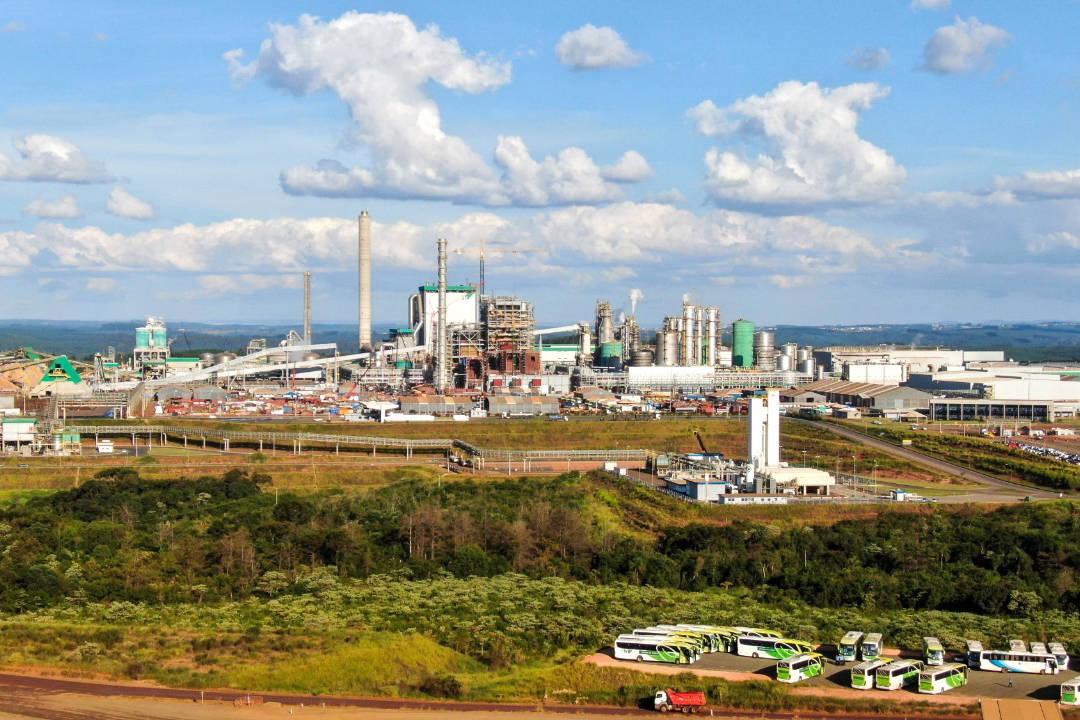 Klabin anuncia investimento adicional de R$ 2,6 bilhões no Paraná