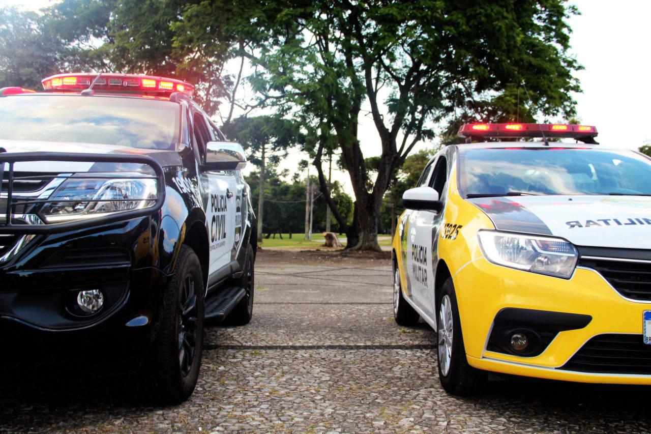 Roubos e furtos têm queda expressiva no primeiro trimestre de 2021 no Paraná