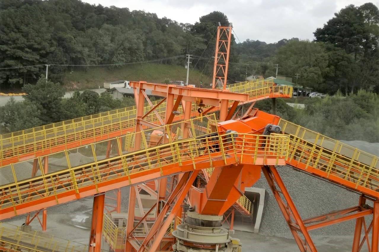 Indústria de mineração no Paraná cresceu 25,8% no 1º trimestre