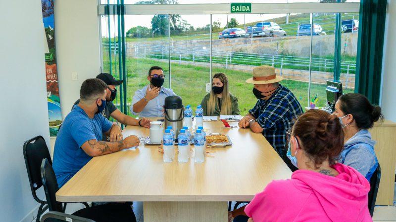 Novo secretário de Turismo reuniu empresários do setor
