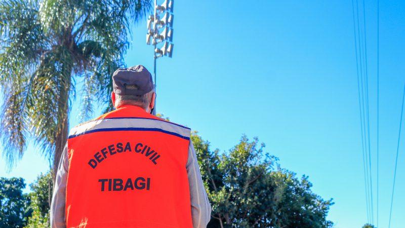 Sirenes de alerta serão testadas em Tibagi