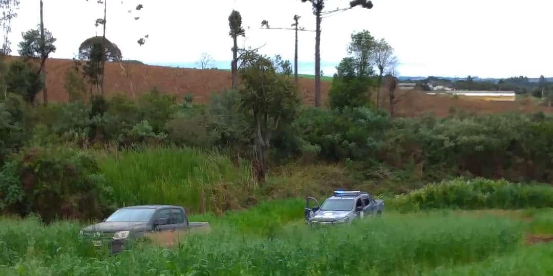 Guarda Municipal recupera Amarok roubada