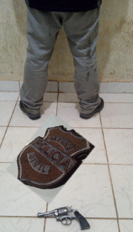Polícia Civil de Piraí do Sul prende suspeito de ameaçar policiais