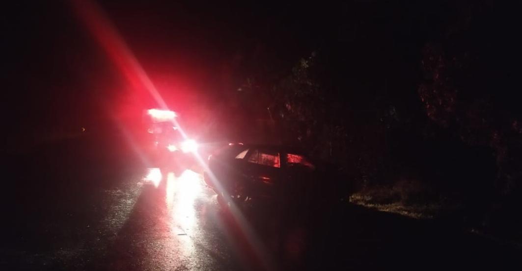 Colisão frontal mata motorista na PR-340