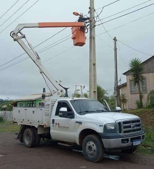 Pedidos para manutenção da iluminação pública podem ser feitos pelo WhatsApp em Carambeí