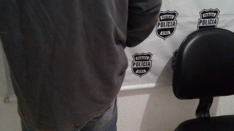Polícia Civil prende foragido em Piraí do Sul