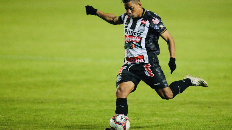 Operário pega o Cruzeiro em casa pela quinta rodada da Série B