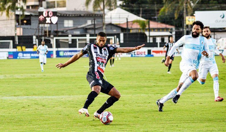 Operário enfrenta o Londrina no primeiro confronto das semifinais do Campeonato Paranaense