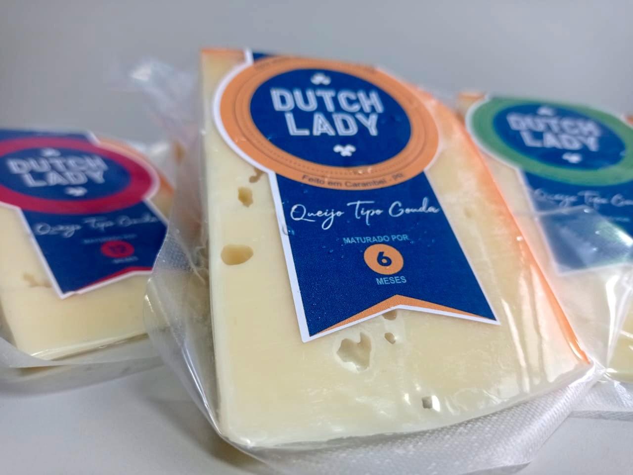 Queijo Dutch Lady é o 1º produto a receber selo
