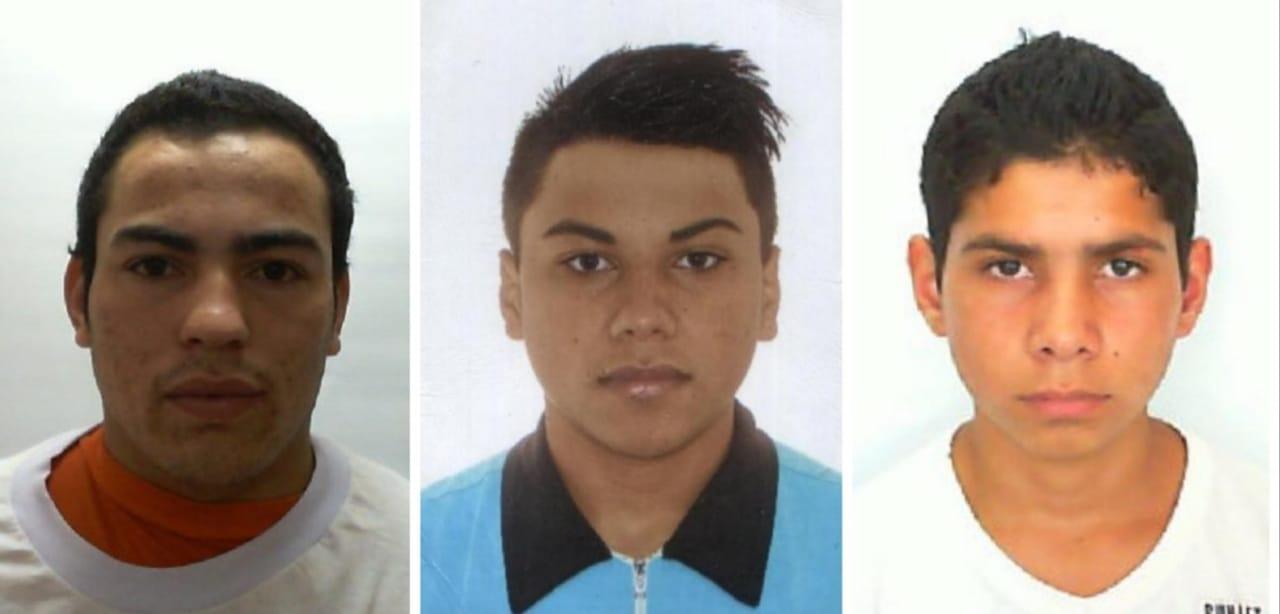 Três presos serram grades de cela e fogem da cadeia de Castro