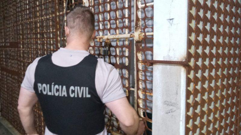 Polícia Civil de Castro prende quatro pessoas por furto e roubo