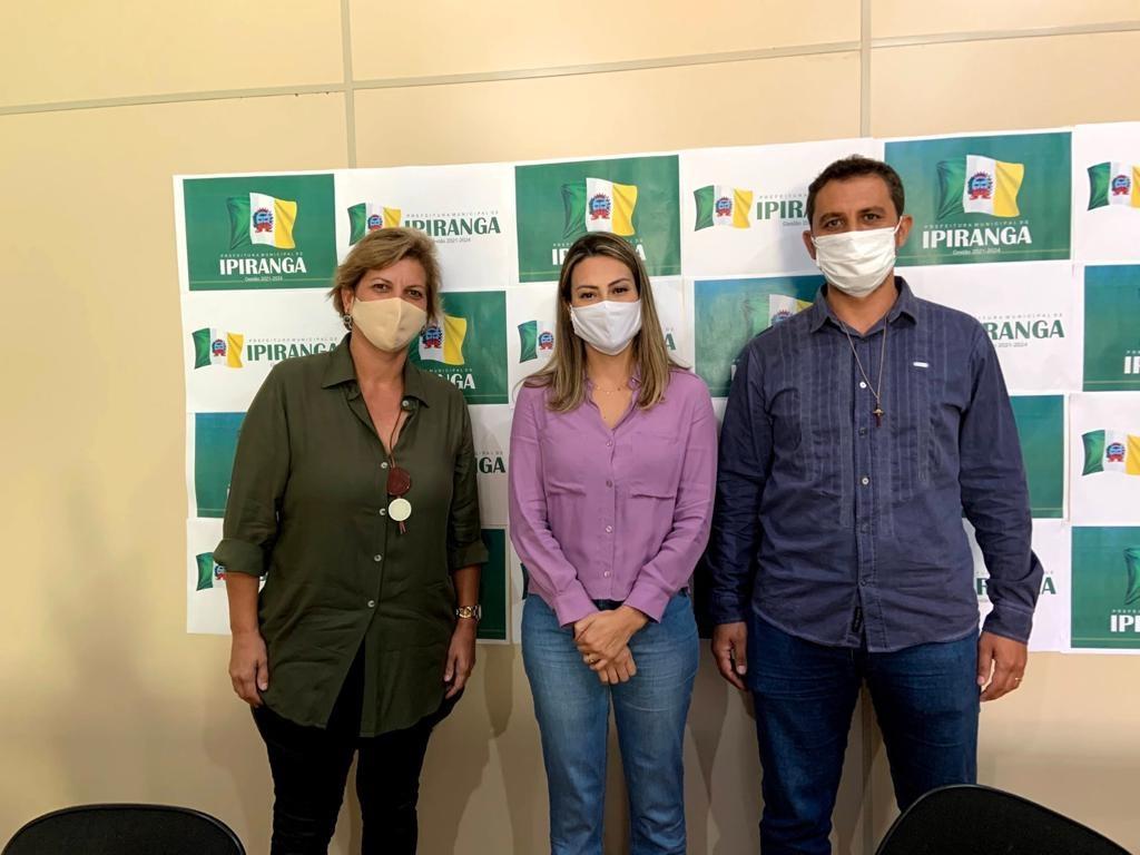 Mabel Canto indica R$ 300 mil em emendas parlamentares à Ipiranga
