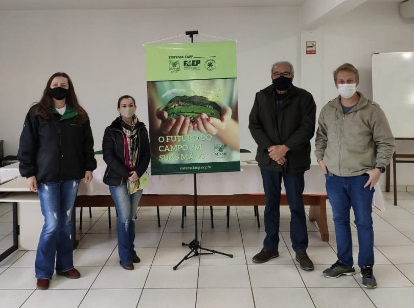 Agência do Trabalhador de Castro firma parceria com Sindicato Rural para cursos de capacitação