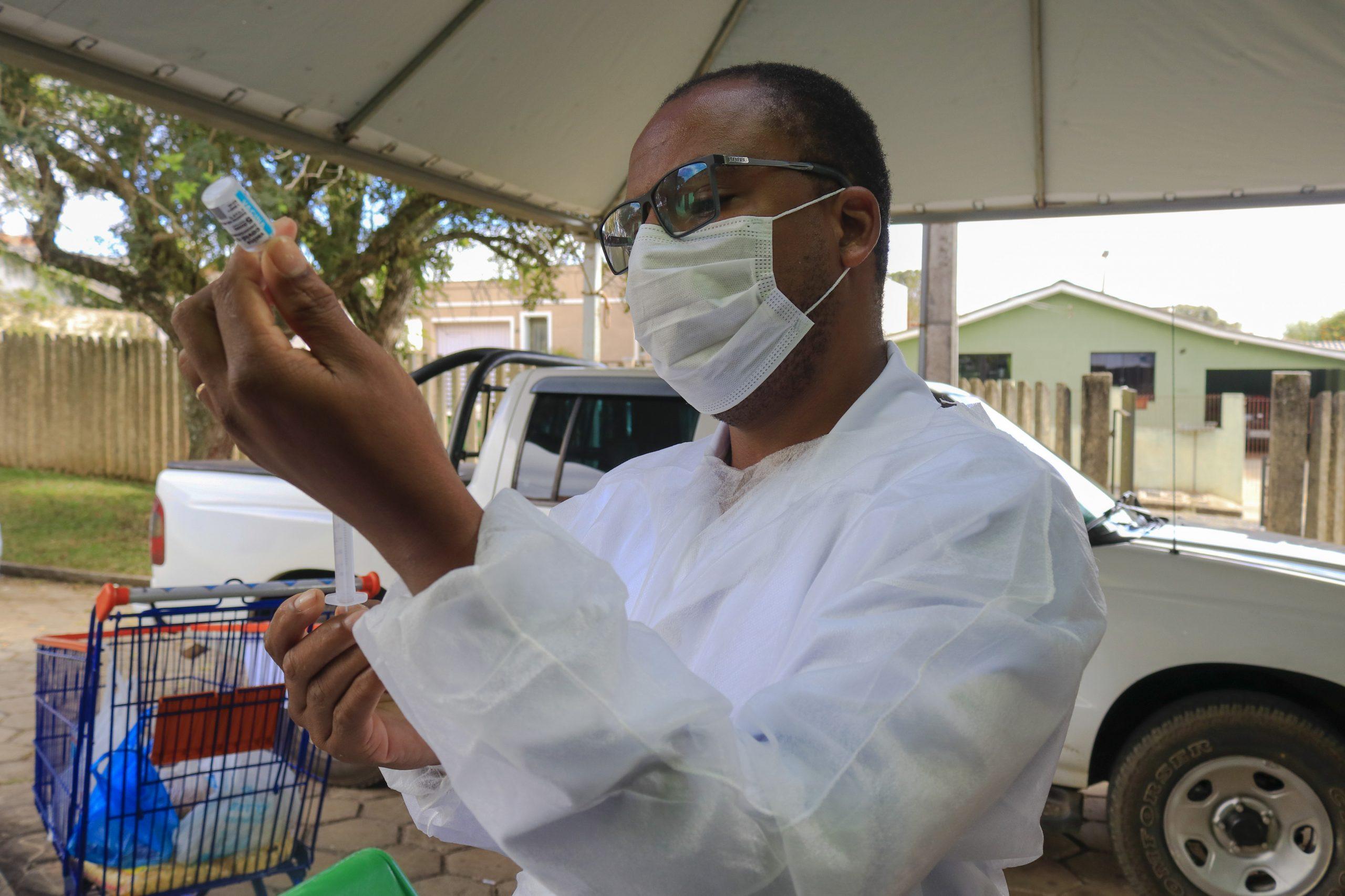 Pessoas com comorbidades terão mais uma chance de se vacinar contra a Covid-19 em Tibagi