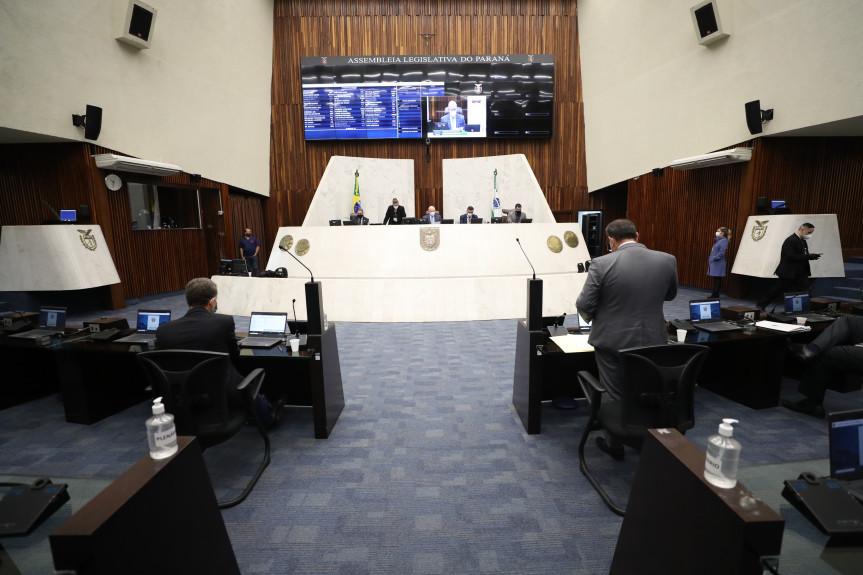 Assembleia aprova projeto que parcela dívidas de ICMS, IPVA e ITCMD em até 180 meses