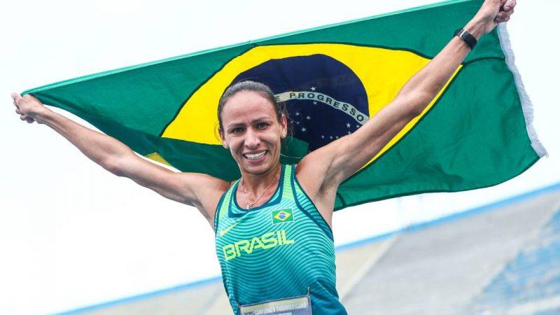 Com incentivo do Estado, atletas são ouro no Sul-Americano de Atletismo