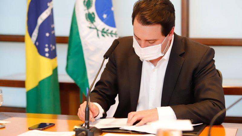 Governador sanciona lei que institui o Plano Estadual de Resíduos Sólidos do Paraná