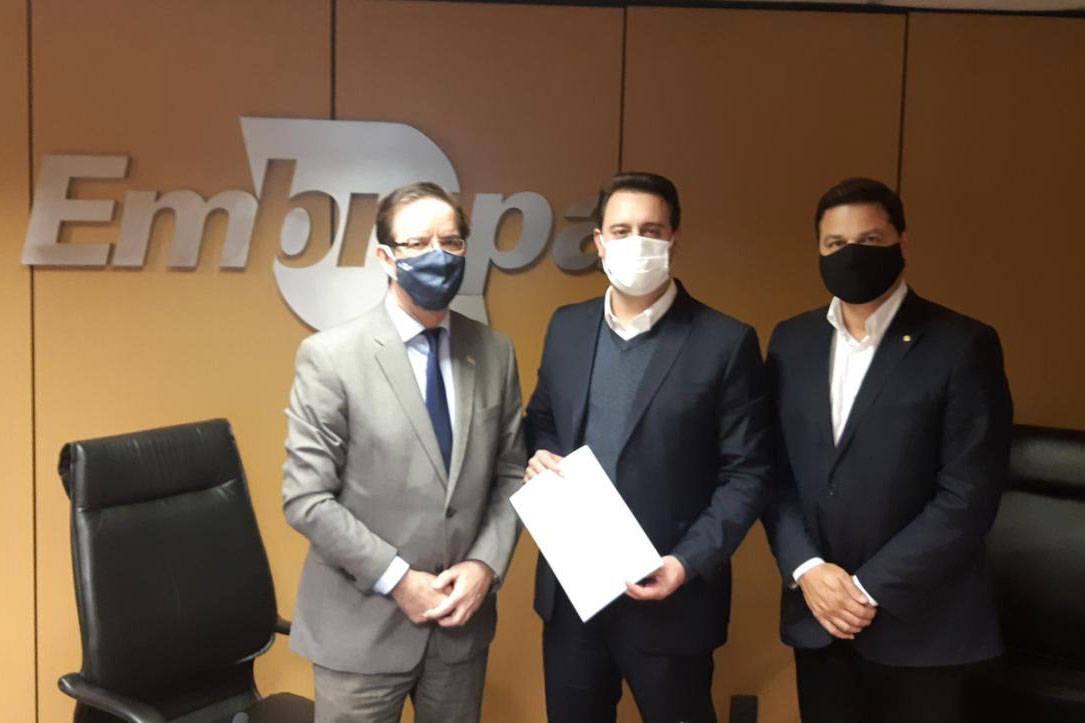 Paraná vence último entrave para consolidar proposta de Ponta Grossa para sediar a ESA