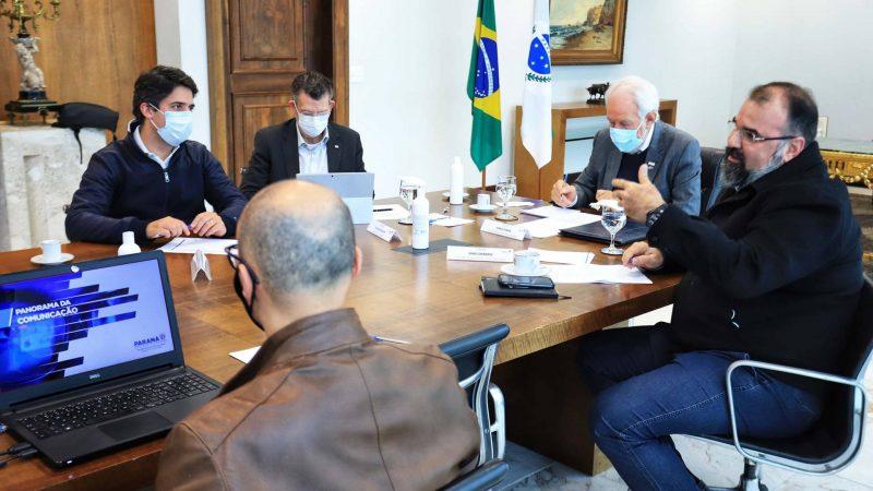 Reunião do Governo com G7 trata de ações para a recuperação econômica