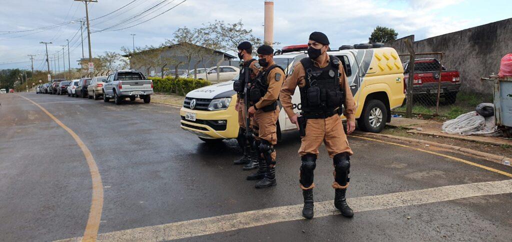Rebelião em Penitenciária de Ponta Grossa é encerrada após 13 horas de negociação