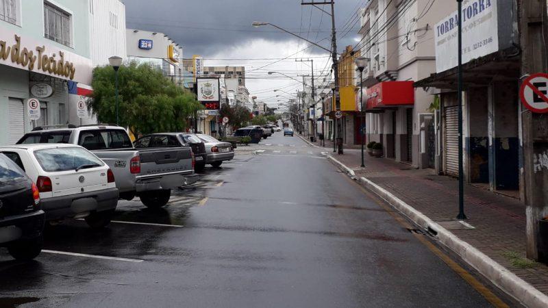 Prefeitura de Castro prorroga decreto até 2 de julho, mantendo as mesmas regras para o comércio