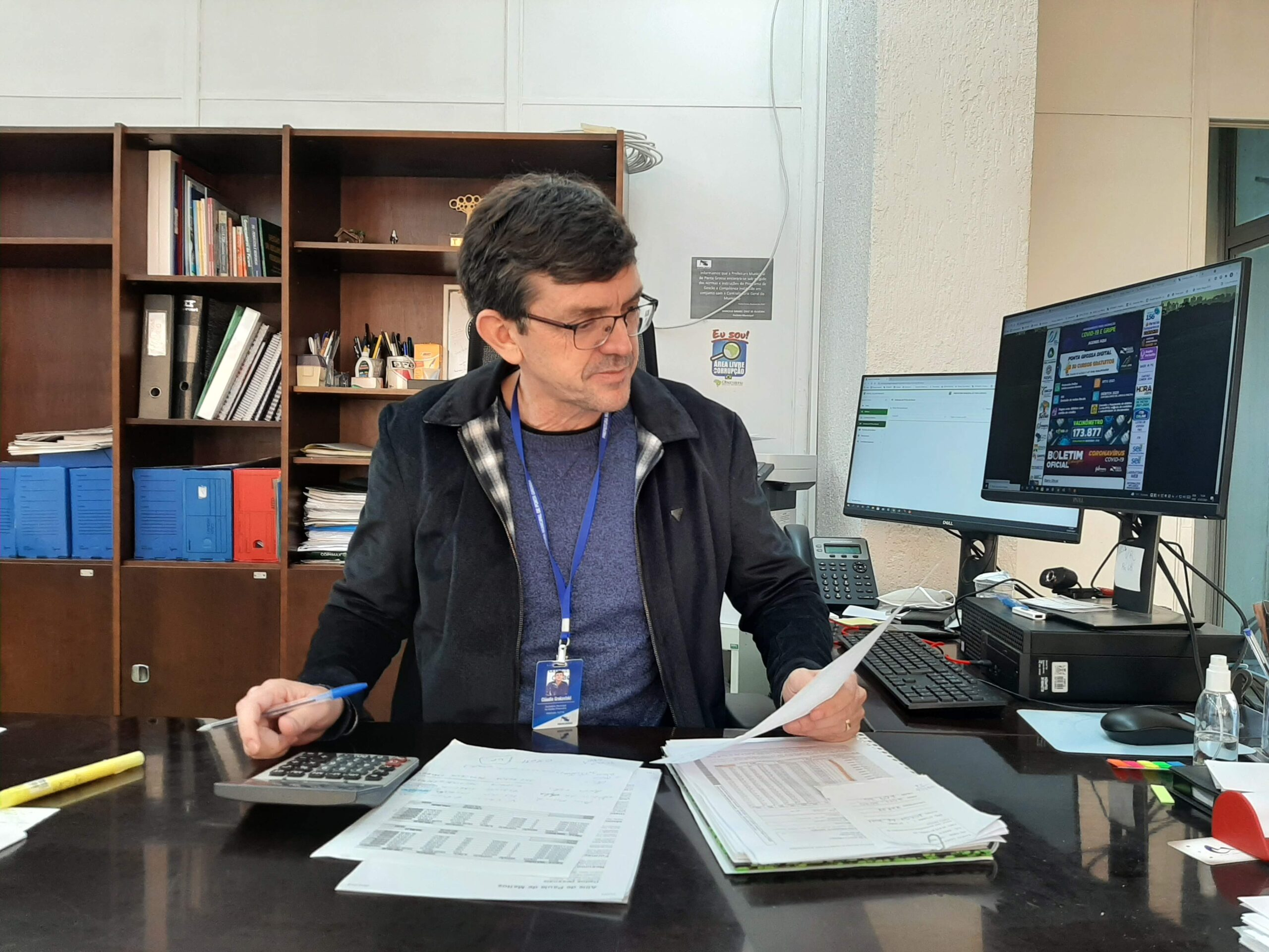 Pagamento de precatórios chega a R$ 23 milhões no primeiro semestre em Ponta Grossa