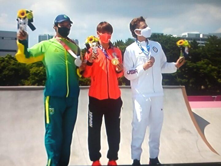 Olimpíada de Tóquio: Brasil conquista sua primeira medalha e foi no skate street masculino