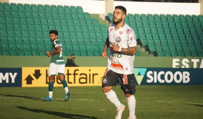 Operário perde para o Goiás na Série B