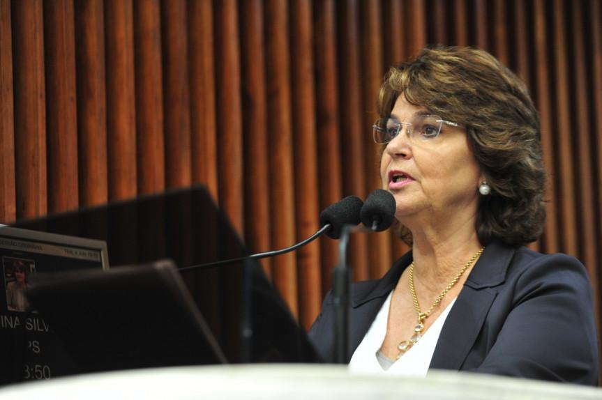 Quem recusar vacina vai para o fim da fila, propõe deputada Cristina Silvestri