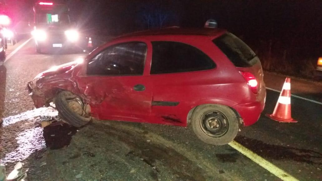 Motoristas embriagados provocam acidentes na região