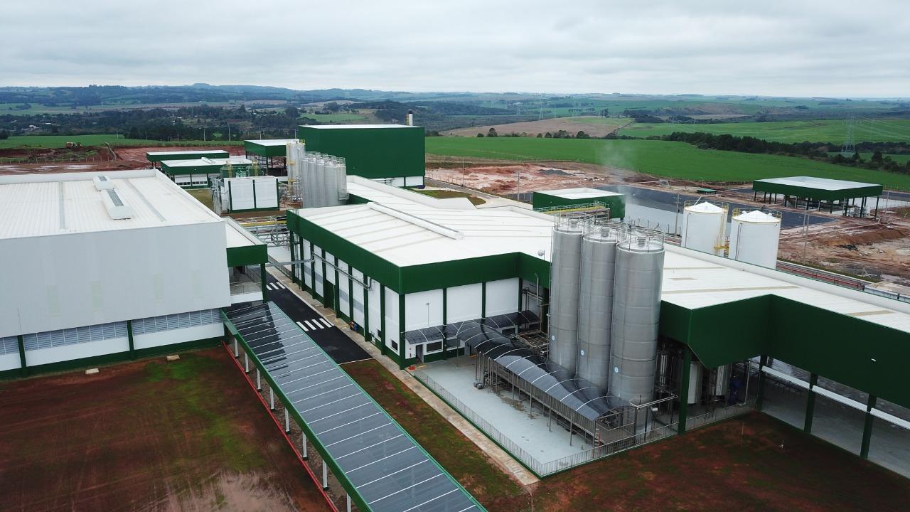 Tirol inaugura fábrica de R$ 152 milhões em Ipiranga