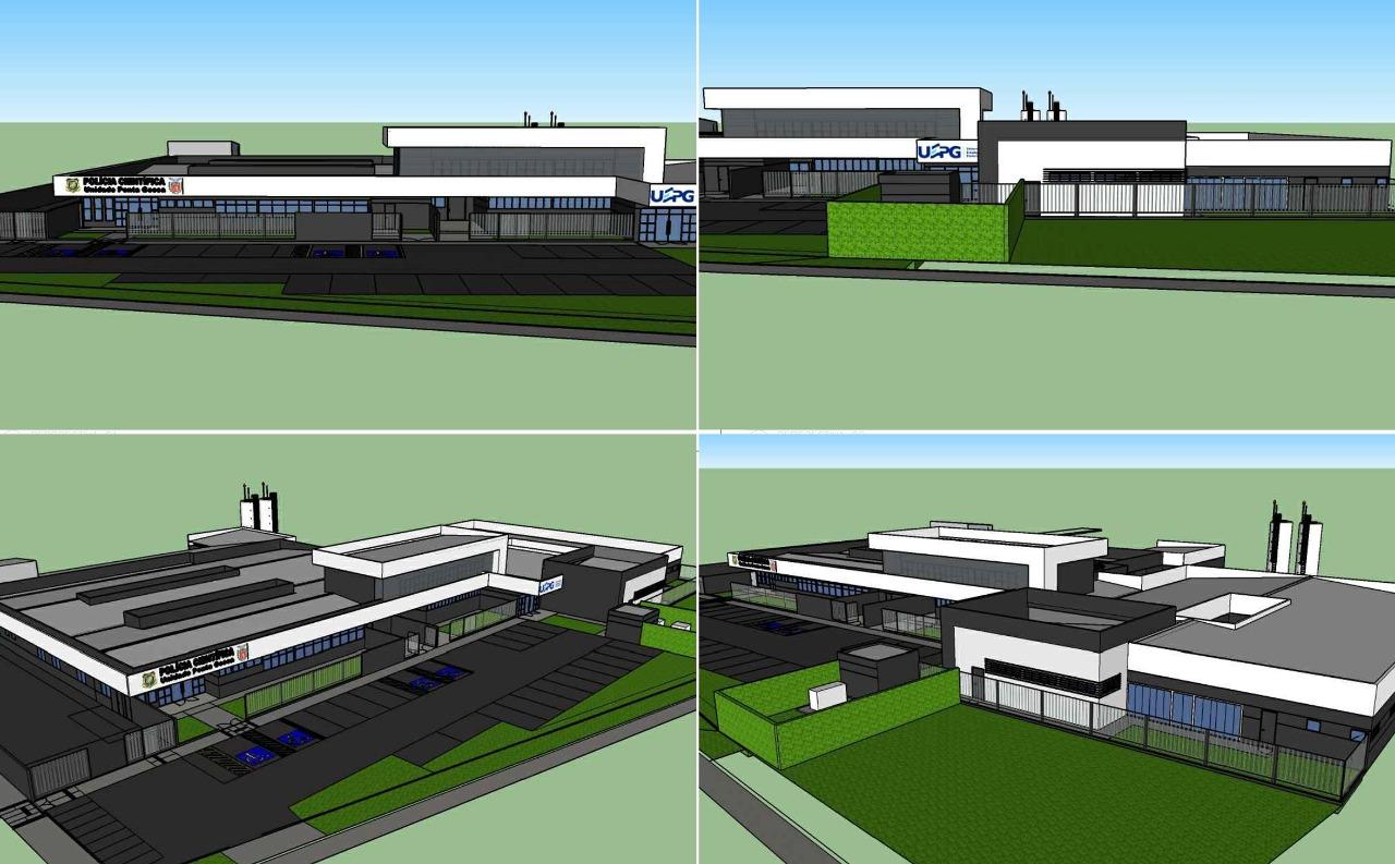 UEPG apresenta projeto do Instituto Médico Legal e Centro de Anatomia