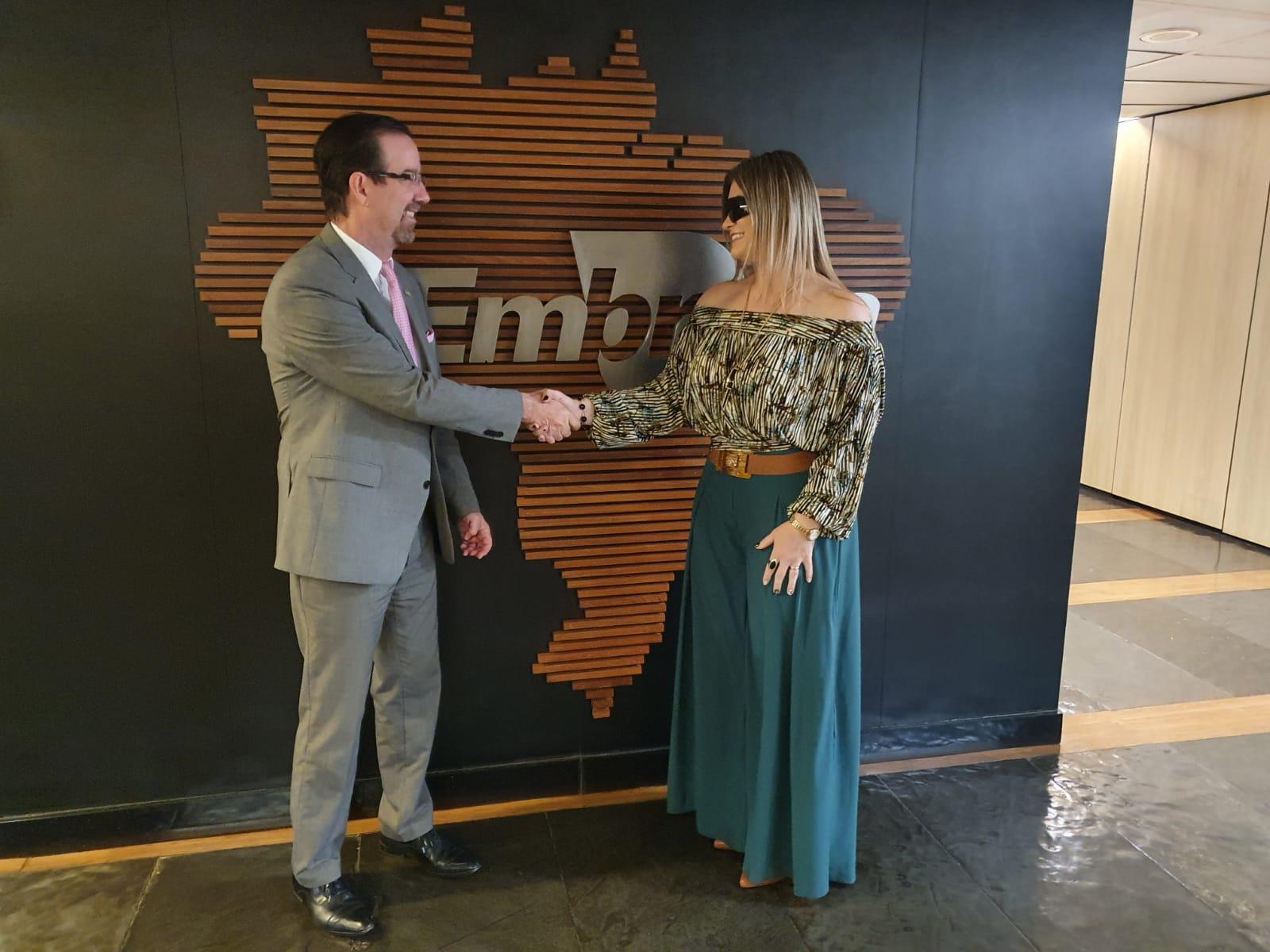 Deputada Aline Sleutjes se empenha para trazer a Ponta Grossa a ESA