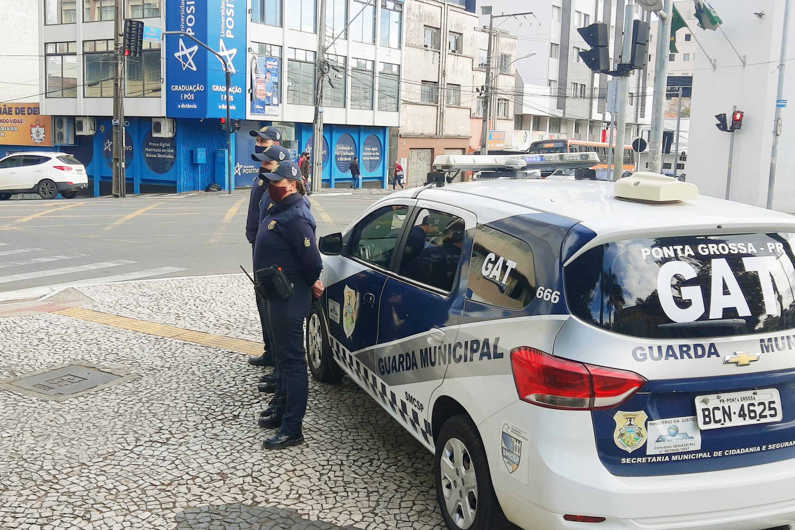 Prefeitura de Ponta Grossa reestrutura a Guarda Civil