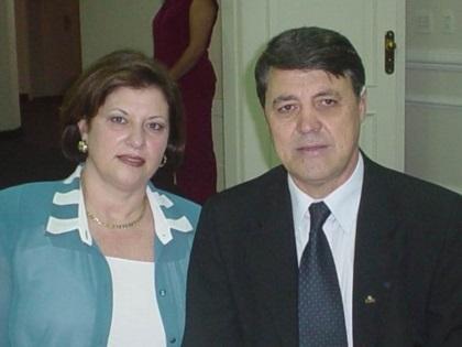 Tania Mara e João Carlos Glapinski