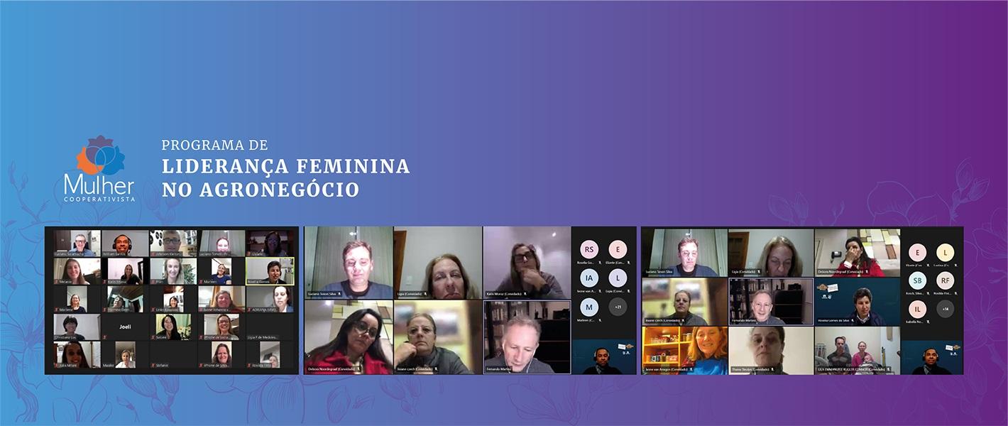 Programa Liderança Feminina incentiva mulheres no agronegócio