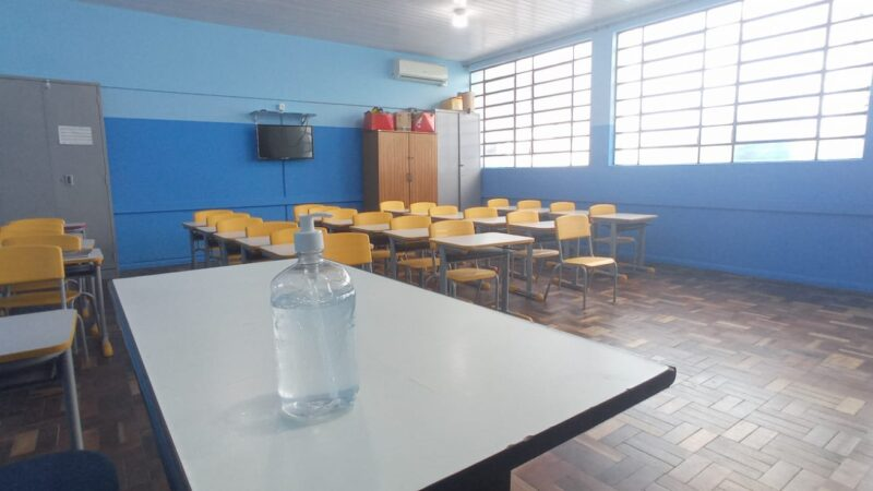 Com fim do recesso aulas retornam na quarta-feira na rede municipal de ensino