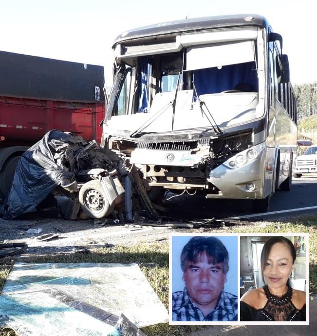 Casal que morreu em acidente na PR-151 será sepultado neste sábado