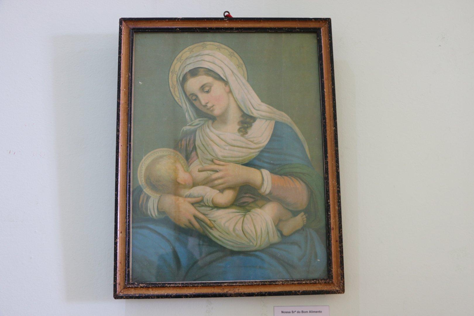 Casa da Praça mostra Arte Sacra em homenagem à Senhora Sant'Ana