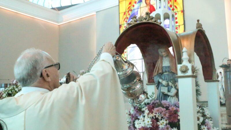 Tríduo à Sant'Ana inicia nessa sexta-feira