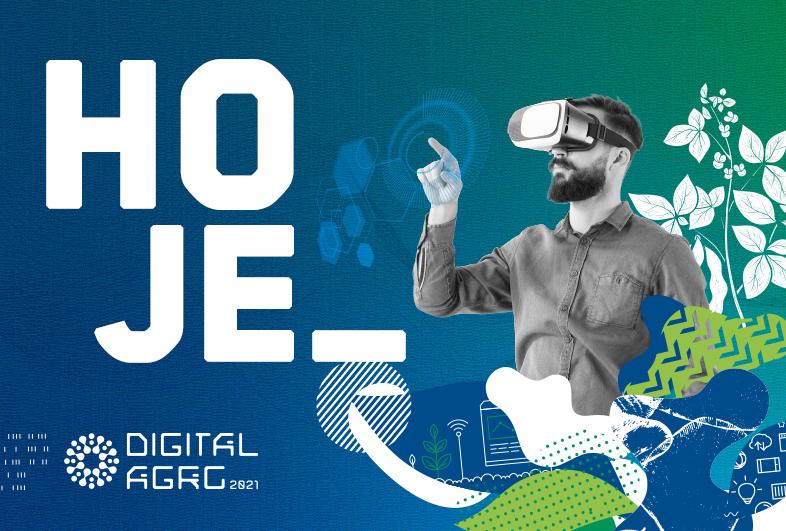 Público terá acesso a conteúdo diversificado na 4ª Digital Agro em Carambeí